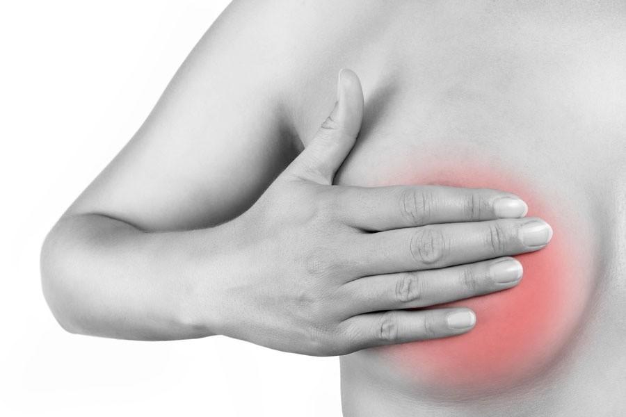 Невидимые руками опухоли молочных желез
